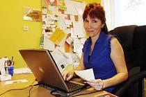 Martina Sihelská, ředitelka Městského kulturního střediska ve Stříbře.