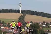 První zářijová neděle patří už roky cyklistickému podniku, kterého se v Pirku v Německu účastní pravidelně i kolaři z Tachovska.