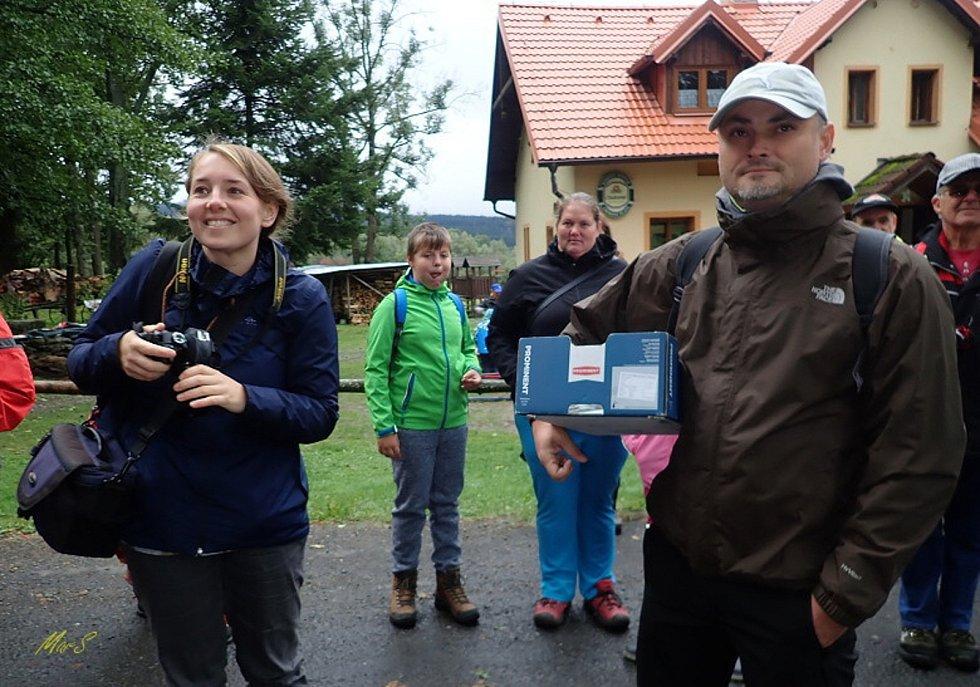 Z výletu do Pleše a okolí. Foto Martina Sihelská