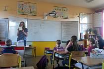 Intenzivní výuka angličtiny probíhá hrou.