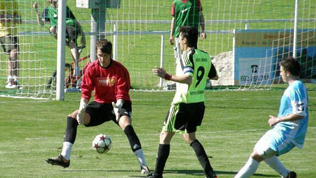 FC Rokycany – B. Stříbro 1:4