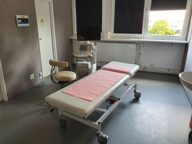 Na tachovské poliklinice mají nový ultrazvuk
