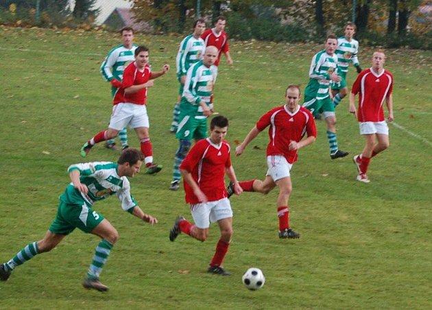 Fotbal:  T. Přimda – VD Luby 0:1