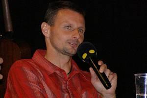 Radiodárek dostal Jan Krabec mladší ze Stříbra.