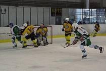 Stříbrští hokejisté změnili soutěž