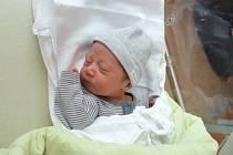Martin (2,80 kg, 49 cm) se narodil 2. listopadu ve 13:31 v plzeňské fakultní nemocnici. Na světě svého prvorozeného syna přivítali maminka Adriana Kantová a tatínek Martin Vavroň z Kočova.