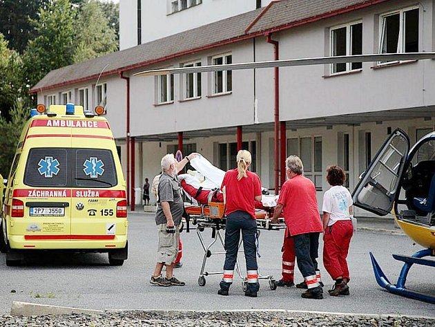 Plánská nemocnice nejvíce spolupracuje s tachovskou poliklinikou.