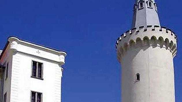 Borský zámek zámek prochází celkovou rekonstrukcí.