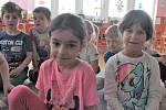Třída Krtečků v Mateřské škole Stadtrodská Tachov.