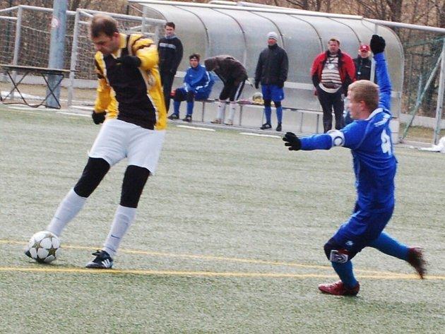 Fotbal-1. B třída: TJ Ch. Újezd–FK Staňkov 4:1