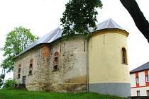 Ilustrační foto - kostel Sv. Václava v Rozvadově.