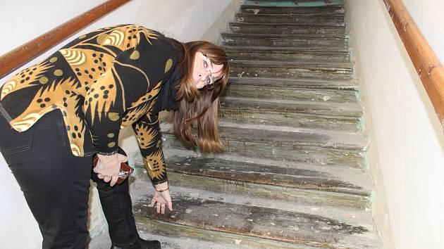 Během jarních měsíců se v muzeu rekonstruovalo přízemí, bylo odhaleno doposud skryté barokní schodiště.