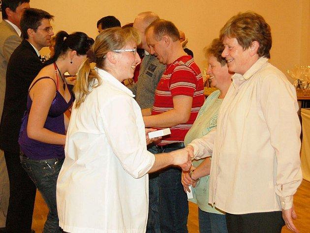 Červený kříž ocenil dobrovolné dárce krve