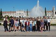 Ze zájezdu TDS do Portugalska.
