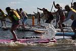 Regent ovládli paddleboardisté