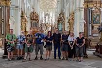 Ze setkání fotografů na Tachovsku.