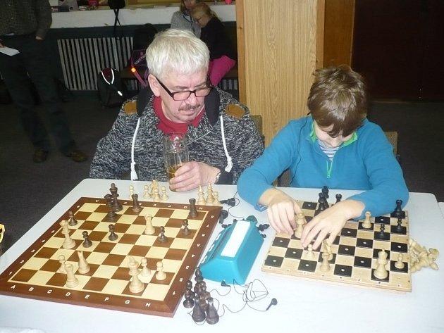 Z mládežnického šachového turnaje.