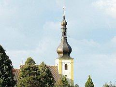 Nejviditelnějším a orientačním bodem okolí Brodu nad Tichou je dominanta obce kostel Sv. Jakuba