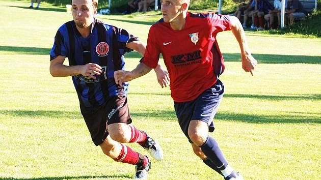 Sparta Dlouhý Újezd – FC Horšovský Týn 5:3