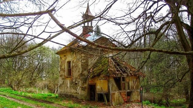 Kaple ve Výškovicích