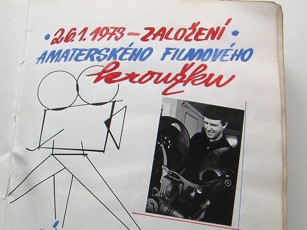 Amatérský film v sedmdesátých letech minulého století na Tachovsku.