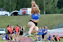 Atletická akce Spolu na startu! se v pondělí koná také ve Stříbře a Tachově.