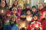 Adventní koncert v Černošíně
