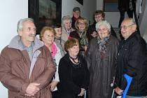 Přátelé z německé a české strany, kteří se podíleli na znovuotevření hraničního přechodu Broumov - Mähring, se setkali i v sobotu v Plané.