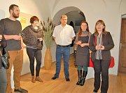 Při zahájení výstavy v muzeu Českého lesa se návštěvníci od odborníků, podílejících se na archeologickém výzkumu dozvěděli zajímavosti z vybraných lokalit