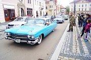 Tachovsko - Během sobotního dne projely Tachovskem desítky veteránů různých věků. Konala se totiž šestá Májová jízda pořádaná Stříbrským veterán klubem.
