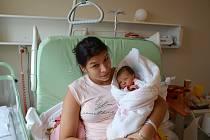 Markéta Zlámalová z Písku. Prvorozená dcera Anny Zlámalové a Hrista Georgieva se narodila 10. 11. 2018 v 6.29 hodin. Při narození vážila 2950 g a měřila 49 cm.