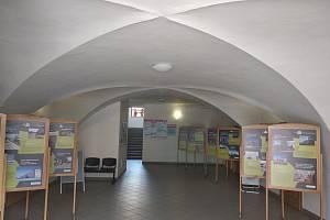 Výstava v Plané.