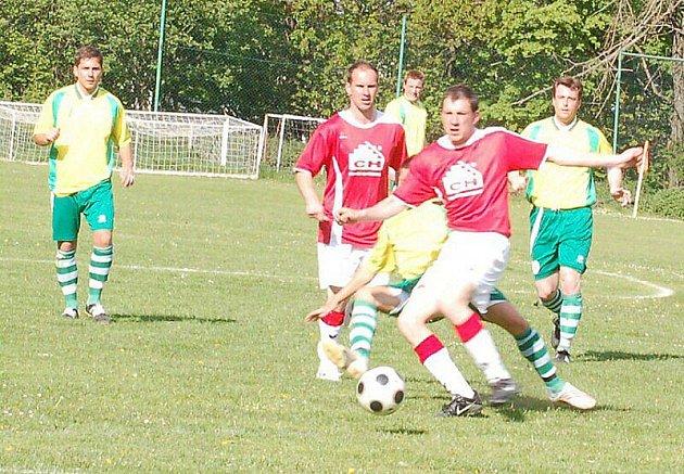 Fotbalové utkání: T. Přimda – 1. Chodská Klenčí 0:0
