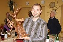 Amatérští vinaři se sešli v soutěži o Tachovskou bobuli.