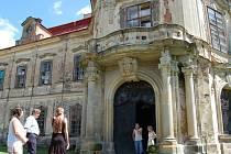 Zámek v Trpístech bude přístupný veřejnosti, říká správce Jiří Krčmář.