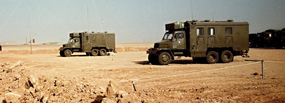 To jsou ta auta, kterým se vojáci U.S. Army smáli....., než poznali, co dovedou.