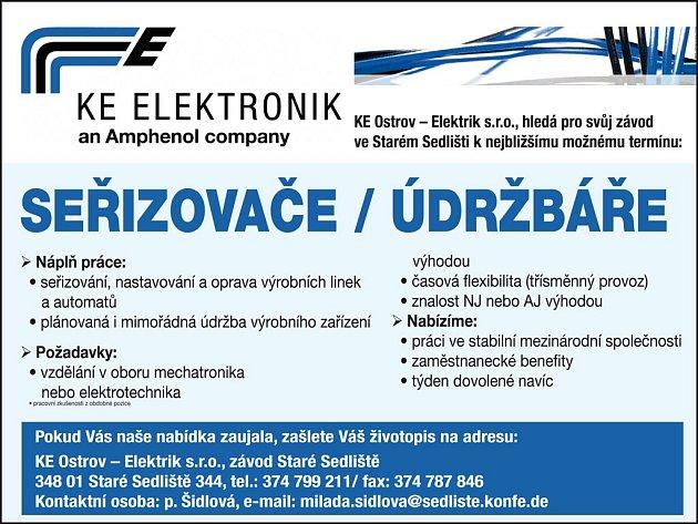 KE Ostrov-Elektrik s.r.o.