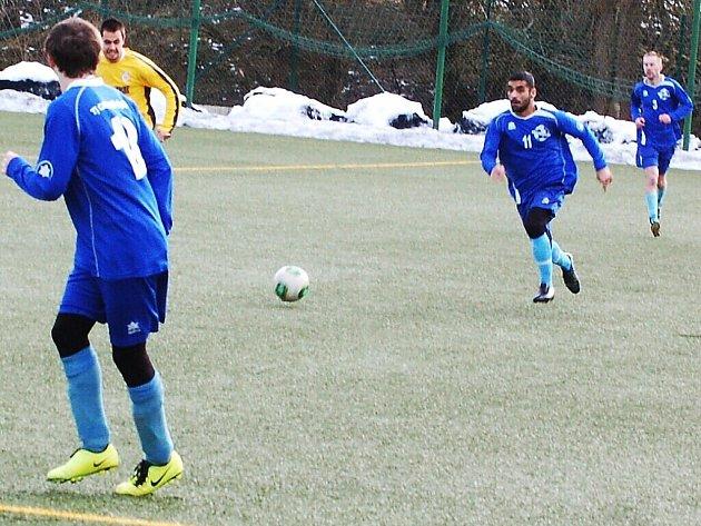 Sparta přešla v poháru přes Chodský Újezd