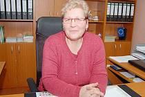 JARMILA ŽEMLIČKOVÁ, starostka obce Ctiboř.