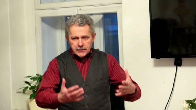 Přednáška M. Cvrka