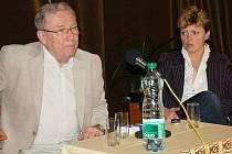 Dva dny na Tachovsku prožil v neděli a v pondělí herec Rudolf Jelínek.