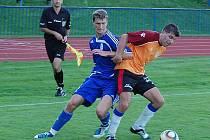 Fotbalová divize: FK Tachov – FK Hořovicko 2:0