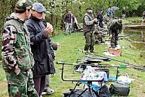 Na Tachovsko se za rybolovem sjíždějí lidé z různých koutů České republiky. Pochvalují si i zdejší přírodu.