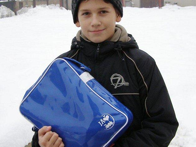 Matěj Brzica ze Sulislavi dostal pozvání do Prahy na generální ředitelství Českých drah.