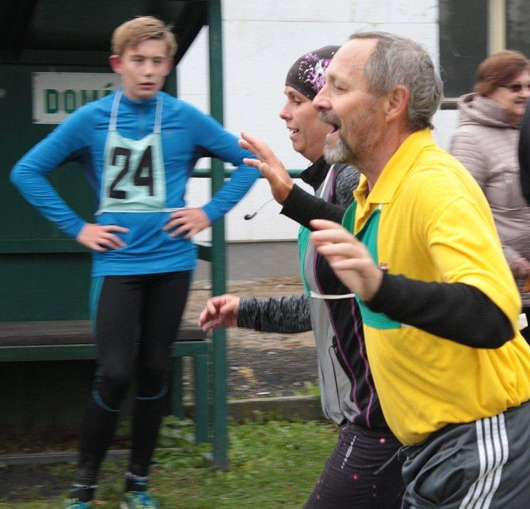 Běh z Pístova 2016.