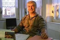 Předseda rybářské organizace František Hodonický