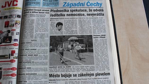 Z archivu Deníku: Boj s bolševníkem
