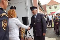 Kladrubští hasiči slavili výročí založení sboru