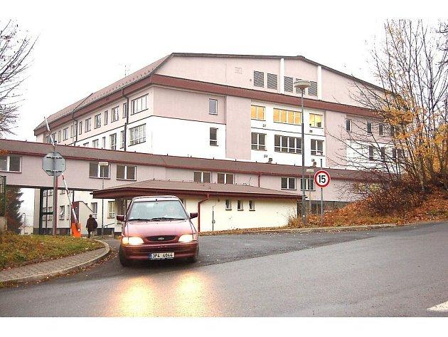 Nemocnice v Plané.