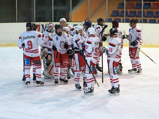 Hokejistům Tachova začne o víkendu nadstavbová část.